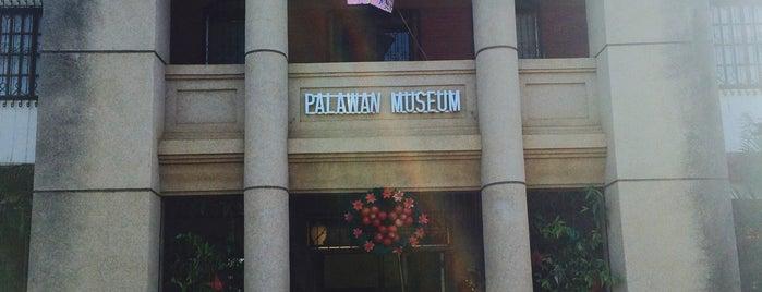 The Palawan Museum is one of Filipinler-Manila ve Palawan Gezilecek Yerler.
