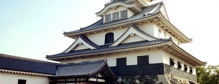 長浜城 (長浜城歴史博物館) is one of ドライブ|お城スタンプラリー.