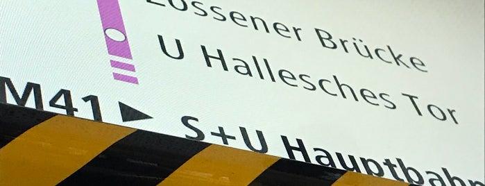 Blücherstrasse is one of Berlin.