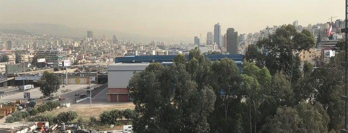 Gallery Sfeir-Semler is one of Beirut.