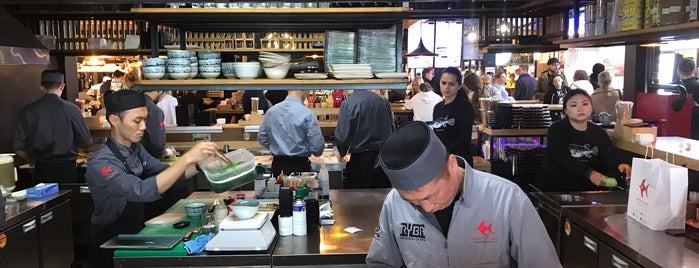 Ryba Sushi & Oysters is one of Encounter (Russia).