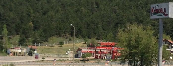 Köroğlu Park is one of Tempat yang Disukai Mstf.