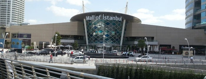 Mall of İstanbul is one of En çok check-inli mekanlar.