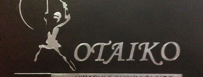 Otaiko Hibachi & Sushi Lounge is one of สถานที่ที่ Claudia ถูกใจ.