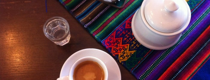 Absoluto Café is one of Coffee & Tea.