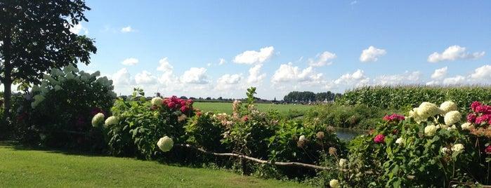 Theetuin De Linde is one of สถานที่ที่บันทึกไว้ของ Иритка.