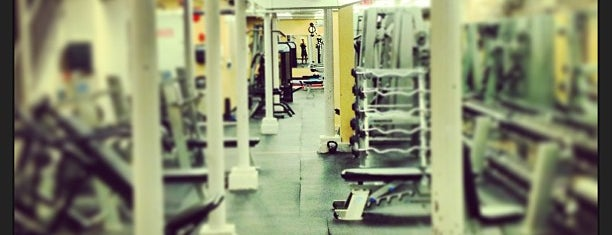 Tribeca Health & Fitness is one of Lieux qui ont plu à Massamba.