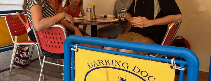 Barking Dog is one of To-Try: Uptown Restaurants.