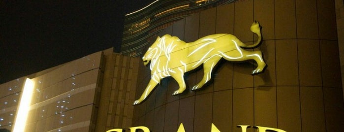 MGM Macau is one of Lieux qui ont plu à SV.