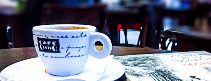 Café & Cia is one of สถานที่ที่ Carol ถูกใจ.