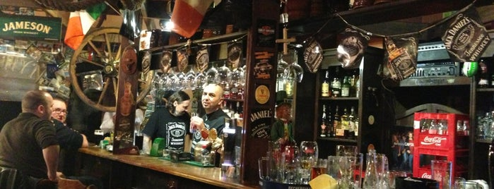 Merlin Irish Pub is one of Places where I've eaten in CZ (Part 3 of 6).