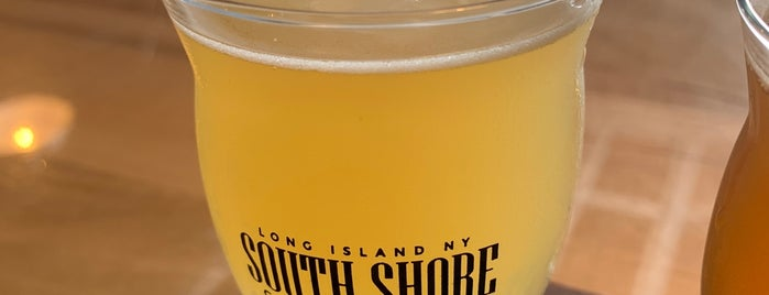South Shore Craft Brewery is one of LI Breweries.