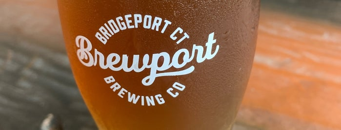 Brewport is one of New England Breweries.