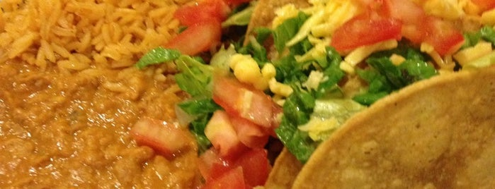 Mi Rancho Mexican Grill & Bar is one of Spring Eat Spots.