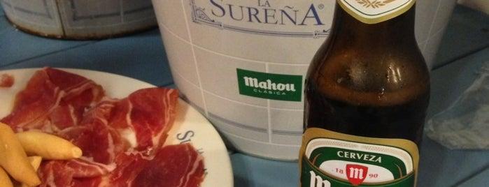 Cervecería La Sureña is one of Lieux qui ont plu à Mangel.