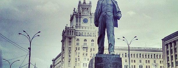 Памятник В. Маяковскому is one of Orte, die Jano gefallen.