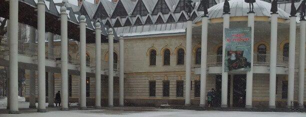 Воронежский государственный театр кукол «Шут» is one of Theater, circus.