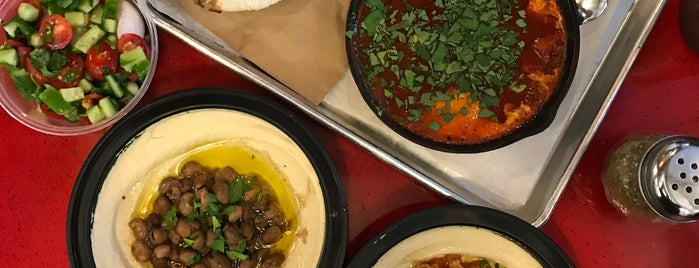 Dizengoff is one of 2018 Place to go & Things to eat.
