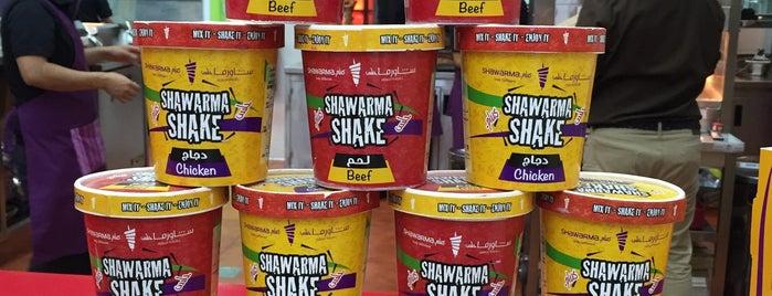 Shawarma.Plus is one of Lugares favoritos de Basil.