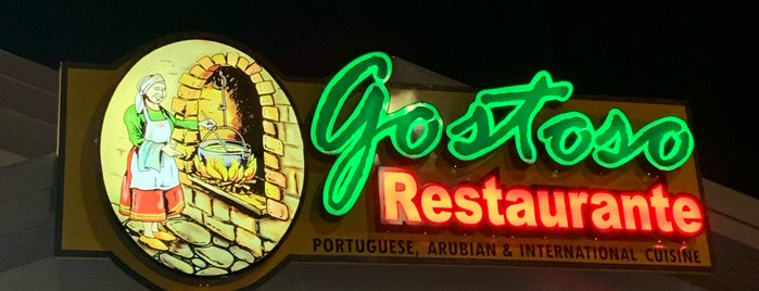 Gostoso Restaurant is one of Aruba.