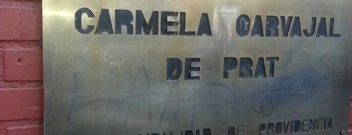 Liceo Carmela Carvajal is one of Providencia.