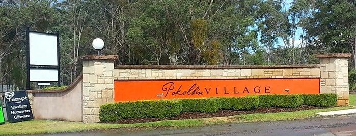 Pokolbin Village is one of Hunter Valley.