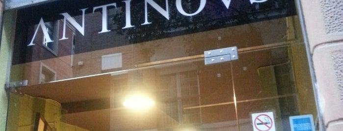 Antinous is one of Café Café.