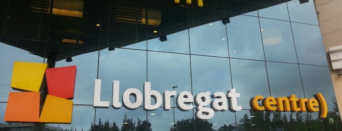 Llobregat Centre is one of Habituales.