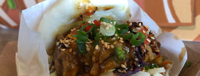 Mason's Dumpling Shop is one of New Places to try.