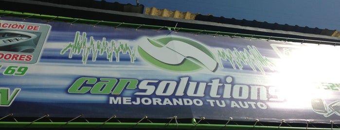 Car Solutions is one of Orte, die Armando gefallen.