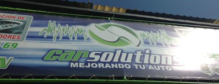 Car Solutions is one of Armando 님이 좋아한 장소.