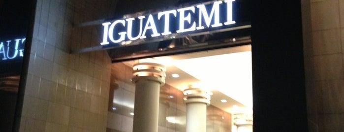 Shopping Iguatemi is one of Melhores Lugares ... Casa Cor.