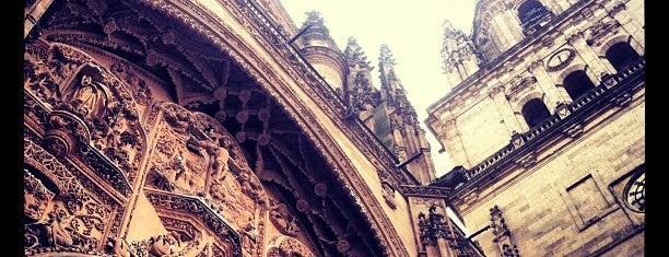 Catedral de Salamanca is one of Favorite Places Around the World.