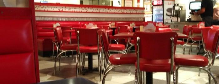 Freddy's Frozen Custard & Steakburgers is one of Locais curtidos por Mark.