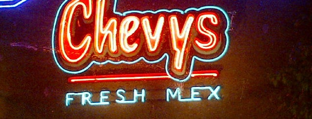 Chevys Fresh Mex is one of Lieux sauvegardés par Blair.
