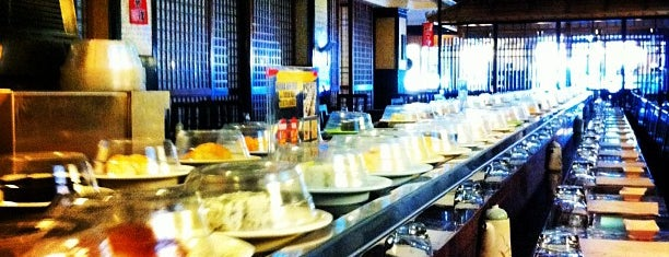 Sushi Kyo is one of Lugares favoritos de Eraldo S..