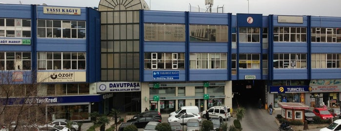D.Paşa Emintaş Matbaacılar Sitesi is one of Posti salvati di Κως.