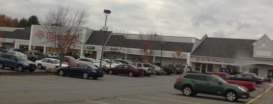 Hannaford Supermarket is one of Maine.