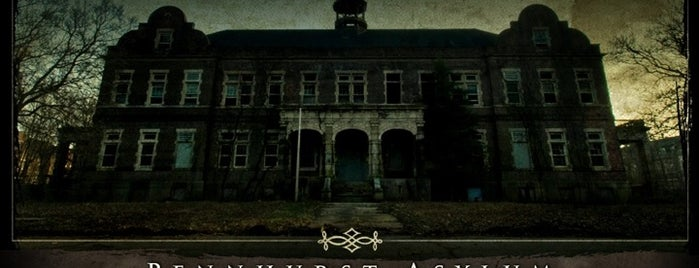 Pennhurst Asylum is one of Fun.