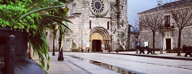 Iglesia de Meira is one of @TerraCha.