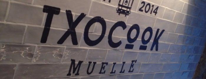 Txocook is one of Iñigo 님이 좋아한 장소.