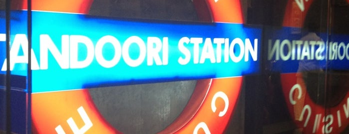 Tandoori Station is one of Para darse un capricho.