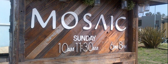 Mosaic Hollywood is one of LA baby.