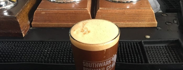 Southwark Brewing Co. is one of Greater London bar/pub.