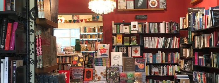 Type Books is one of Bookstores - International.