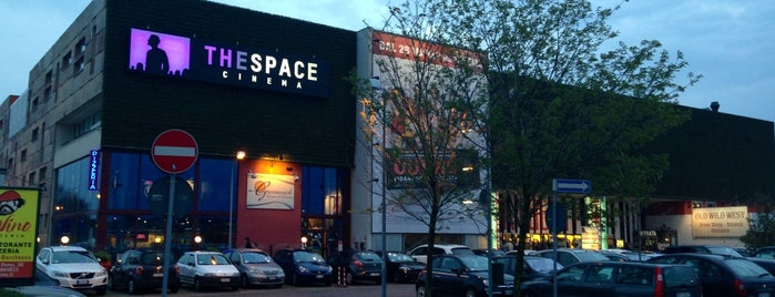 The Space Cinema is one of padova.