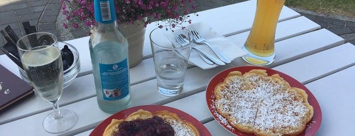 Dorfcafé is one of Posti che sono piaciuti a Steffen.
