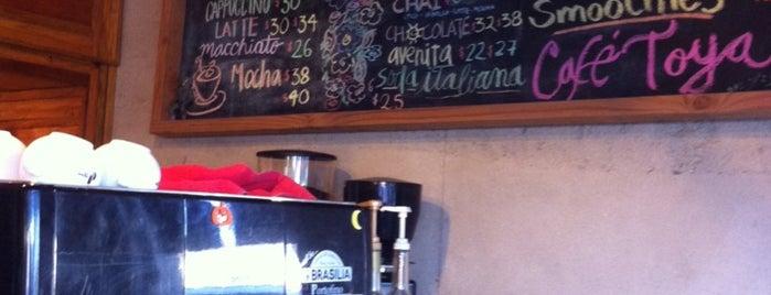 Cafe Toya is one of Argelia 님이 좋아한 장소.