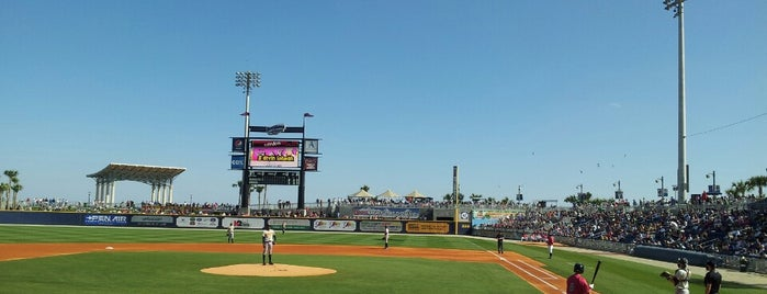 Blue Wahoos Park is one of Florida.