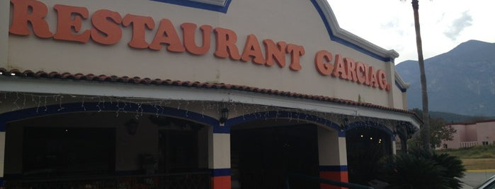 Restaurant García is one of Locais curtidos por Jerry.